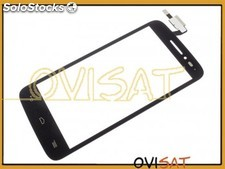 Digitalizador, pantalla táctil negra para Alcatel One Touch Pop 2, OT 5042