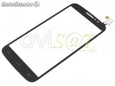 Digitalizador, pantalla táctil negra para Alcatel One Touch Pop C7 7040X, 7040D,