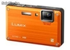 Digitalkamera LUMIX - DMC-FT 1 ORANGE