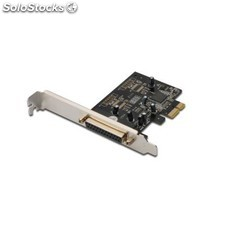 Digitus - digitus parallel interface cardcard 1 port pci express in