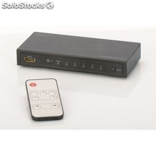Digitus - DS-49304 HDMI interruptor de video