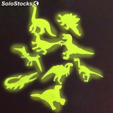 Dinosaures Fluorescents