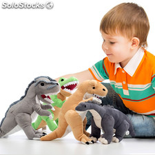 Dinosaurio de Peluche Junior Knows