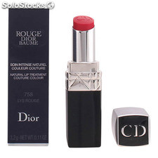 Dior - rouge dior baume 758-lys rouge 3.5 gr