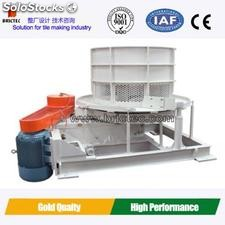 Dis granulator for the clay preparation process to make tile,brick and block