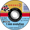 Disco acero inoxidable Dronco Evolution