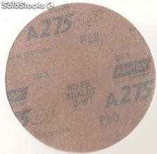 "Disco de Lixa c/ Velcro Norton a275 5"" Pol. 125mm"