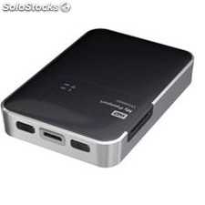 "Disco duro externo hdd wd 1TB my passport wireless 2.5"" usb 3.0LAN inalambrica"