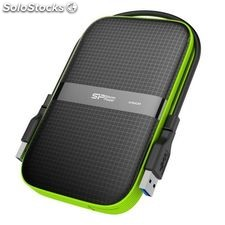 "Disco Duro Externo Silicon Power A60 2.5"" USB 3.0 1 TB Anti-shock Waterproof"