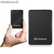 Disco duro externo solido hdd ssd transcend esd200k 128gb 1.8 usb 3.0 260mb/s