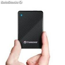Disco duro externo solido hdd ssd transcend esd400k 256gb 1.8 usb 3.0 410mb/s