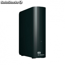 "Disco duro externo western digital elements desktop - 2tb - 3.5""/8.89cm - usb"