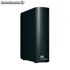 "Disco duro externo western digital elements desktop - 3tb - 3.5""/8.89cm - usb"