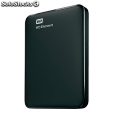 "Disco duro externo WESTERN DIGITAL elements portable - 750gb - 2.5""/6.35cm -"