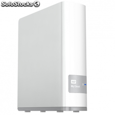 "Disco duro externo western digital my cloud storage - 6tb - 3.5""/8.89cm -"