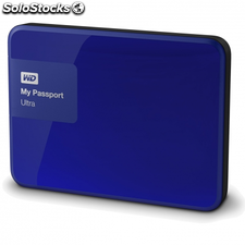 "Disco duro externo WESTERN DIGITAL my passport ultra - 1tb - 2.5""/6.35cm -"
