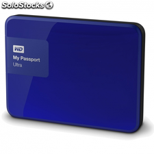 "Disco duro externo WESTERN DIGITAL my passport ultra - 3tb - 2.5""/6.35cm -"