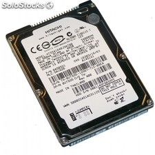"Disco duro hdd 2.5"" ide 40GB hitachi HTS541640J9AT"