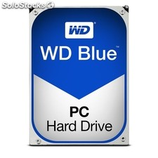 "Disco duro interno hdd wd western digital blue 6TB 6000GB 3.5"" sata 6gb 5400RPM"