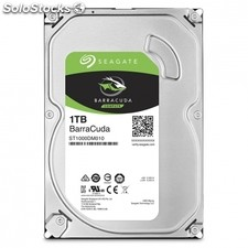 "Disco duro interno seagate barracuda ST1000DM010 1TB - SATA3 - 3.5"" / 8.89CM -"