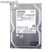 "Disco duro interno toshiba DT01ACA050 500GB 7200rpm SATA3 3.5"" 32MB"