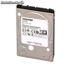 "Disco duro interno TOSHIBA mq01abf050 - 500gb - 2.5"" / 6.35cm - 5400rpm -"