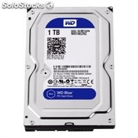 "Disco duro interno western digital WD10EZRZ 1TB 3.5"" 5400rpm Sata 3 64MB"