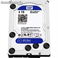 "Disco duro interno western digital WD40EZRZ 4TB 3.5"" 5400rpm Sata 3 64MB"