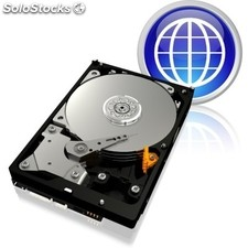 Disco duro interno western digital WD5000AAKX 500GB SATA3 16MB Blue