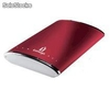 Disco Duro Iomega 320GB EGO EXT USB 2.0 RUBY RED