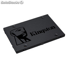 "Disco Duro Kingston SSDNow SA400S37 2.5"" ssd 120 GB Sata iii"