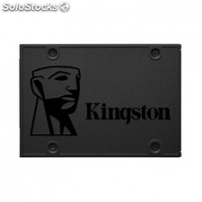 "Disco duro solido kingston A400 240GB - SATA3 - 2.5"" / 6.35CM - hasta 500MB/s"