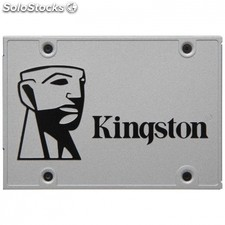 "Disco duro solido kingston V400 120GB - SATA3 - 2.5"" / 6.35CM"