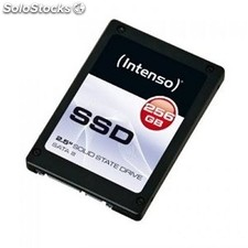 "Disco duro ssd intenso 3812440 256GB ssd 2.5"" Sata3"