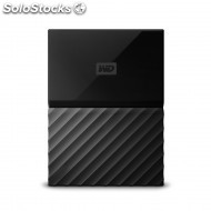 Disco duro western WDBP6A0040BBK-wesn my passport for mac 4TB black world