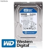 Disco rigido 500 GB - western digital - sata 16mb wd5000aaks