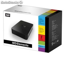 Disco Western Digital WD Elements 2TB