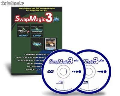 swap magic ps2