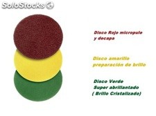 Discos system pads