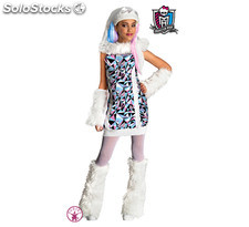 Disfraz de Abbey Bominable monster high 3 a 4 años