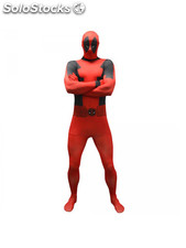 Disfraz Deadpool Morphsuit adulto