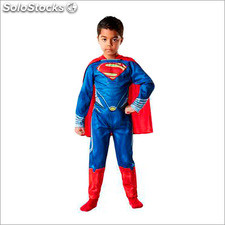 Disfraz infantil superman man of steel rubie's