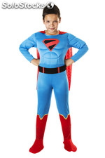 Disfraz Superman tallas infantil y Adulto