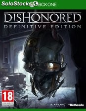 Dishonored definitive edition/x-One