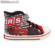 Disney Cars Canvas-Boot