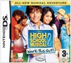 Disney high school musicial 2 lets work it out (DS)