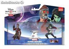 Disney infinity 2.0 guardians of the galaxy play set (multi)