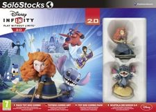 Disney Infinity 2.0 Toy Box Combo (PS3)
