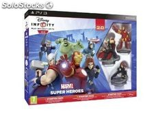 Disney infinity marvel starter pack PS3