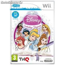 Disney Princess Enchanting Storybooks - Udraw Wii